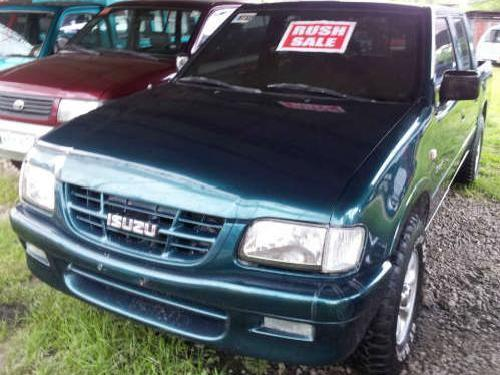 Own an isuzu fuego for 28k downpayment