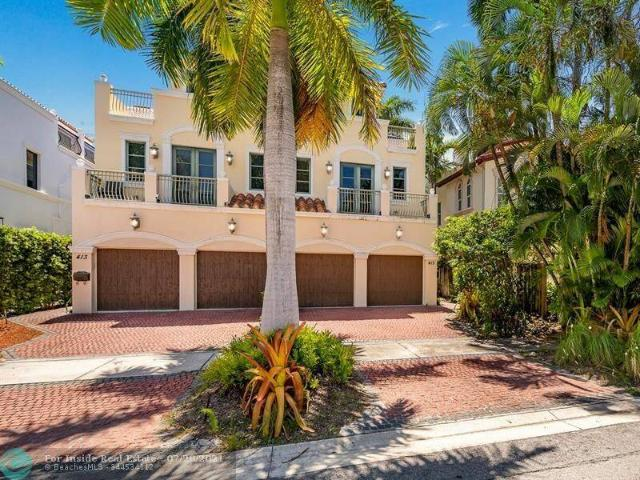 Own This Luxurious Tri Level Waterfront Townhome And Experience Outdoor Living With A Dire...