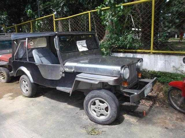 Owner jeep toyota 4k engine p40k