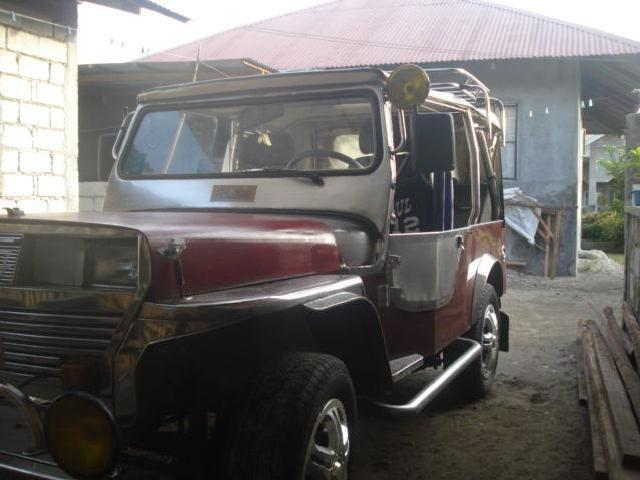 Owner jeep type