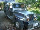 Owner stainless jeep