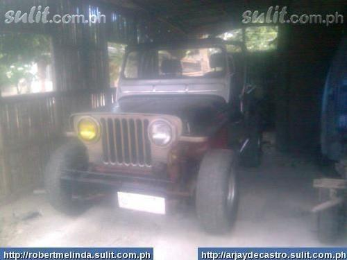Owner type jeep 4x4 look