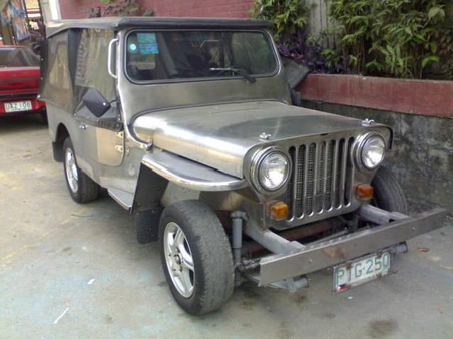 For Sale Owner Type Jeep In Metro Manila