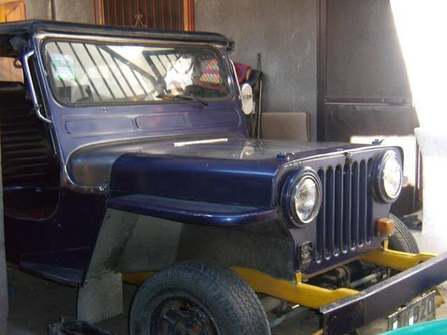 Owner type jeep private used
