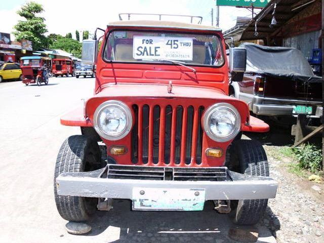 Owner Type <strong>Jeepney</strong> 45thousand Only