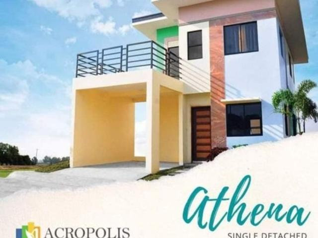 Pag Ibig House And Lot With Car Garage In Trece Martirez Cavite