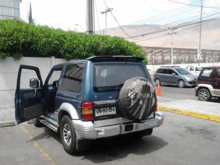<strong>Pajero</strong> 2 5 <strong>1991</strong>