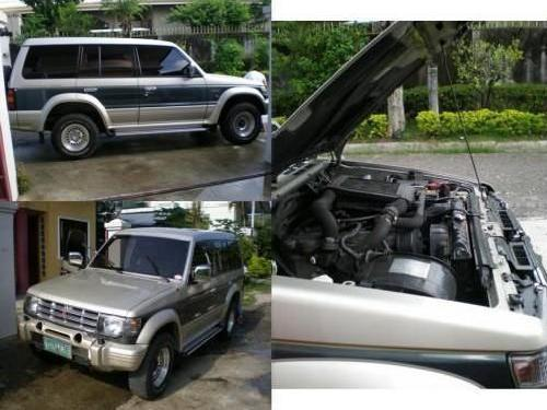 <strong>Pajero</strong> 365k Only