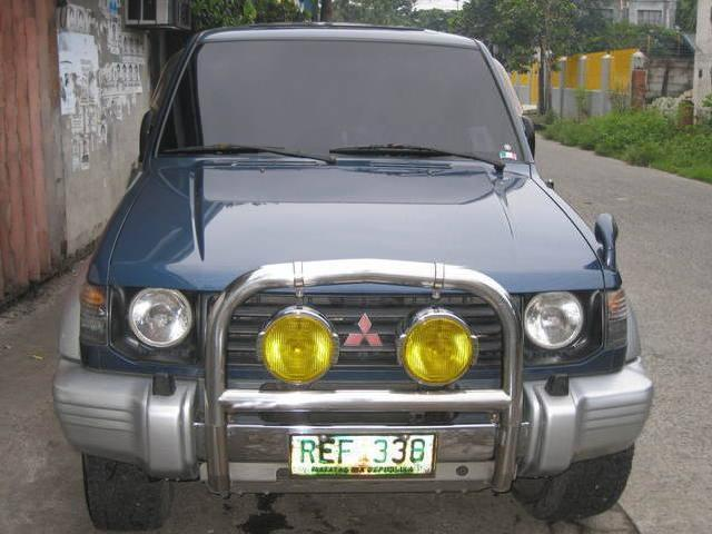 <strong>Pajero</strong> 3 <strong>Door</strong> Diesel