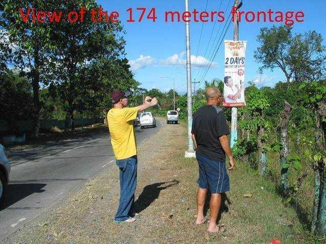 Palayan City Commercial Lot