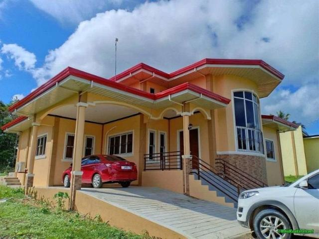 Panglao Island House And Lot For Sale In Bohol