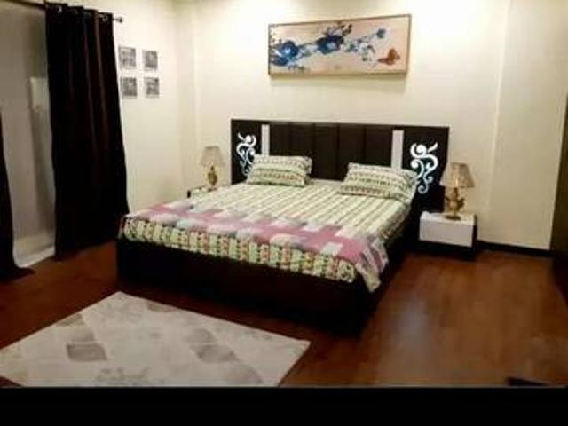 Par Day One Bedroom Apartment Available For Rent In Bahria Town Ph 6