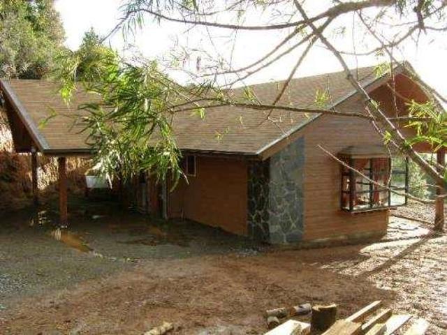 Parcela Con Casa Nueva Camino A Punucapa, Valdivia