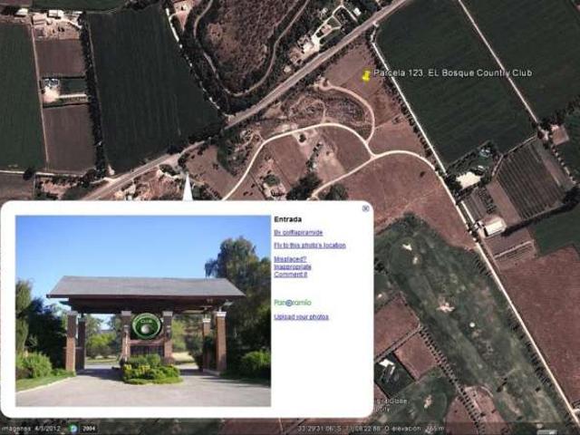 Parcela En Club De Golf Muy Cerca De Santiago