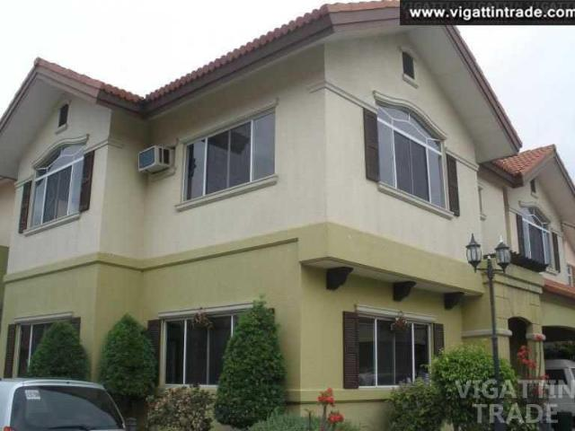 Paseo San Ramon House & Lot Furnished For Rent In Cebu City