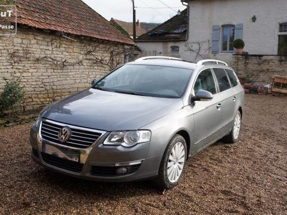 volkswagen passat tdi 140 carat 2006 mitula voiture. Black Bedroom Furniture Sets. Home Design Ideas