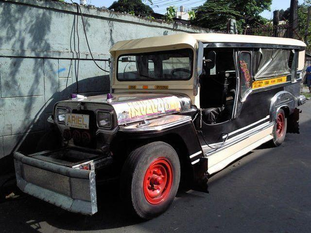 Passenger <strong>Jeepney</strong>