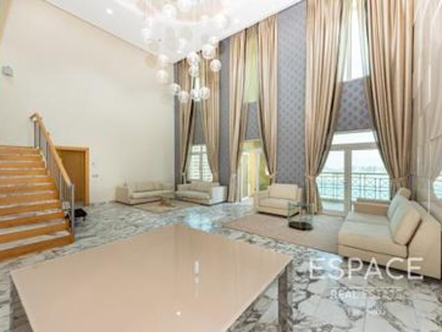 Penthouse | Full Sea View | Vacant 4 Br