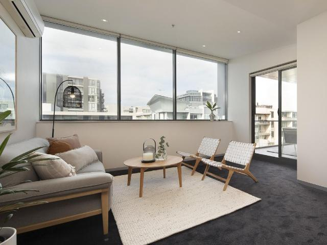 Penthouse Poise With City Views To Celebrate