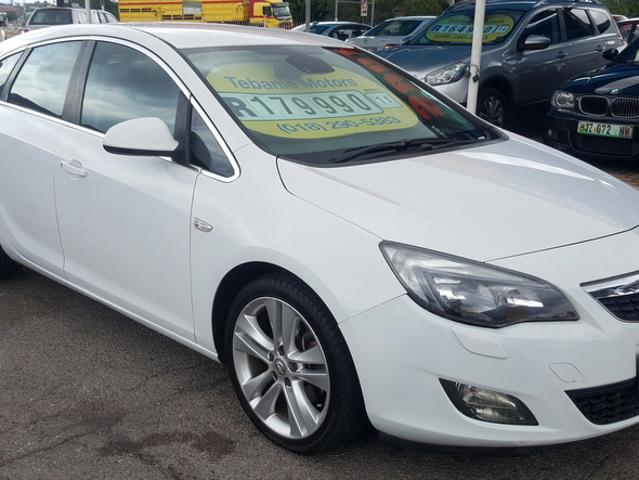 2011 Opel Astra 1.6 Turbo Sport 5dr