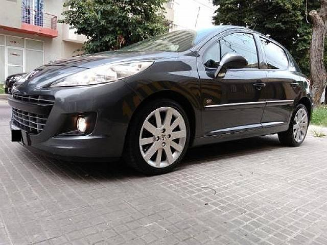 Peugeot 207 2013 peugeot 207 gti 1 6 thp 2013 impecable