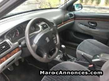 Peugeot 406 toutes options casablanca mitula voiture for Salon 406 hdi