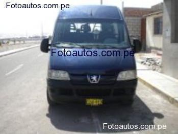 Peugeot Boxer Diesel 2006, Tacna, <strong>Tacna</strong>