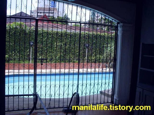 Philippines Manila Makati Bel Air Village House Rent 3bed 120k