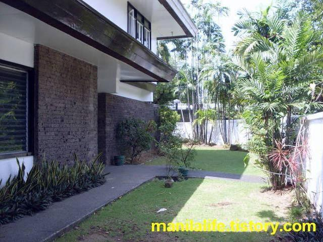 Philippines Manila Makati Bel Air Village House Rent 4bed 120k Real Estate