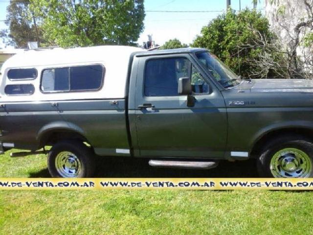 Pick Up Ford F100