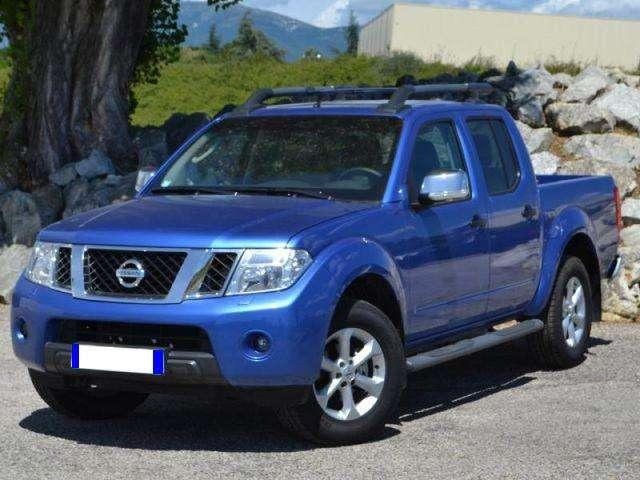 Pick Up Navara 2.5 Dci 190 Se Doble Cab Tiene $6,000