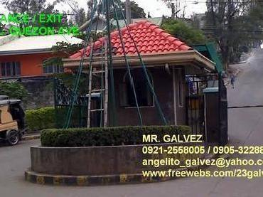 Pines City In Antipolo City Res'l Lot For Sale @ P3,500/sqm