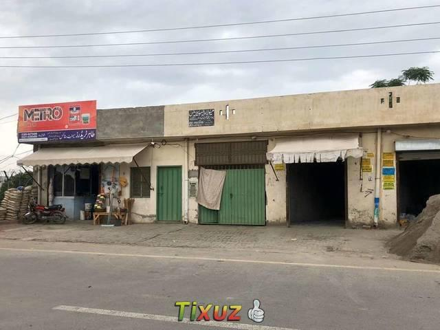 Plot For Rent Near Dha Phase 5 Main Ring Road