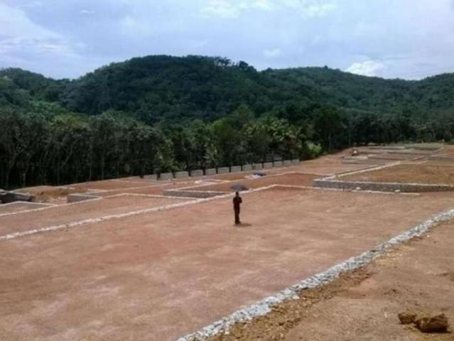Plot For Sale In Pothancode