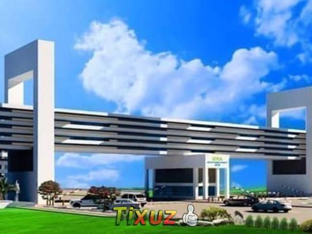 Plot For Sale Sector R In Dha Multan