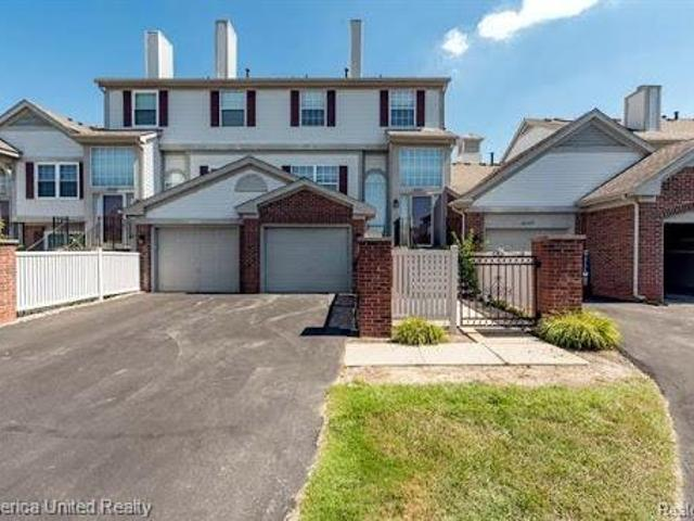 Plymouth Township Two Br 2.5 Ba, This Is A Great Opportunity To
