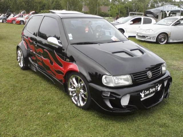 voitures occasion volkswagen polo tuning mitula voiture. Black Bedroom Furniture Sets. Home Design Ideas