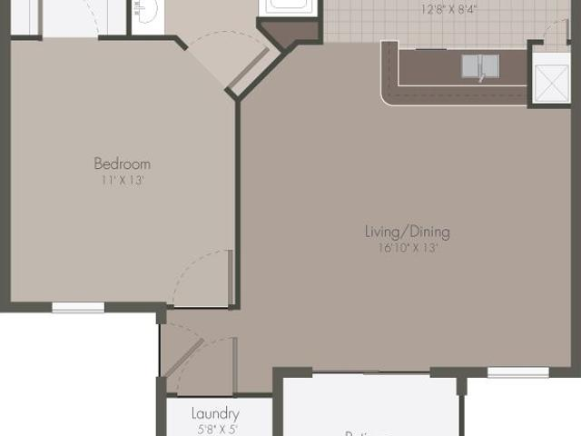 Polos At Hudson Corners One Bedroom