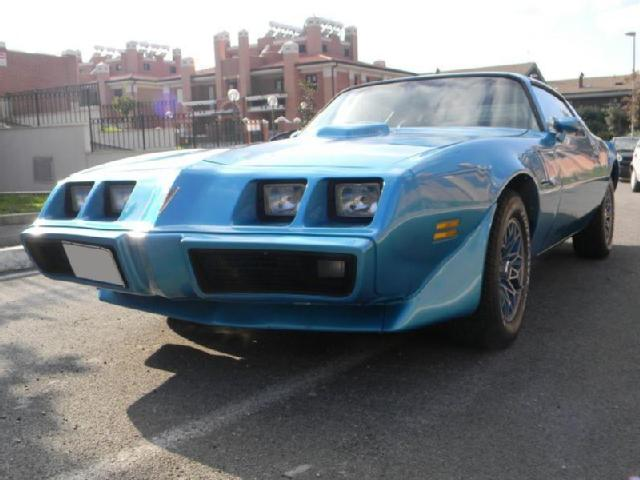 Pontiac / Firebird Trans Am