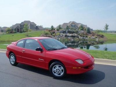 Pontiac Sunfire In Indiana Used Red Mitula Cars