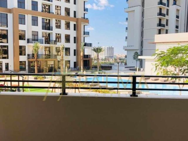Pool View Brand New Two Bedroom In Warda