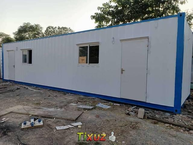 Porta Cabin Storage Container Living Container House On Demand