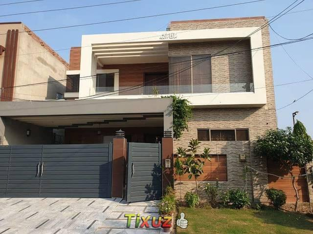 Portion For Rent Chenab Gardens