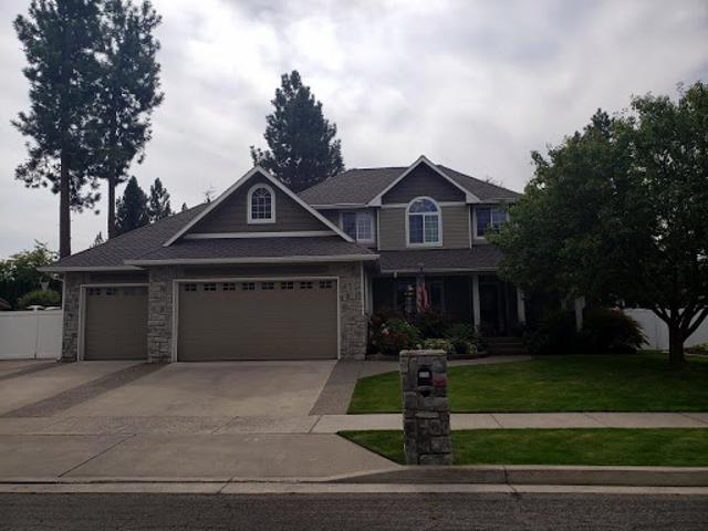 Post Falls Four Br 2.5 Ba, Sought After Highland's Golf Course