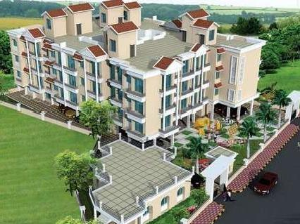 Prayag Garden 1 Bhk, 2 Bhk Flats For Sale In Vichumbe New Panvel