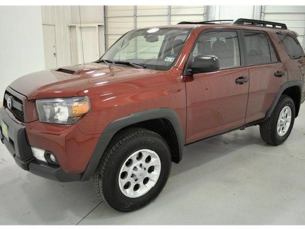 Pre owned2010 toyota 4runner 4wd v6 trail edition