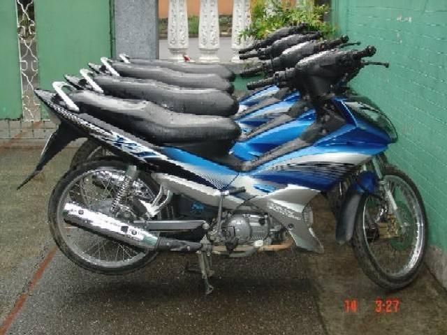 Pre owned yamaha motorcycles