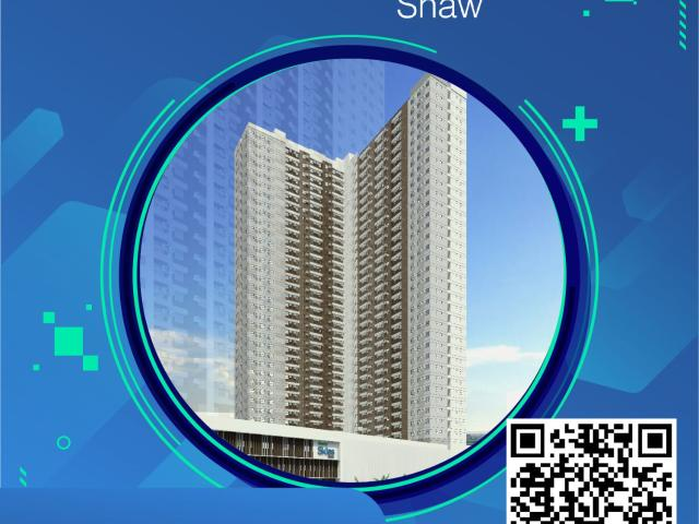 Pre Selling High Rise Condo In Amaia Skies Shaw