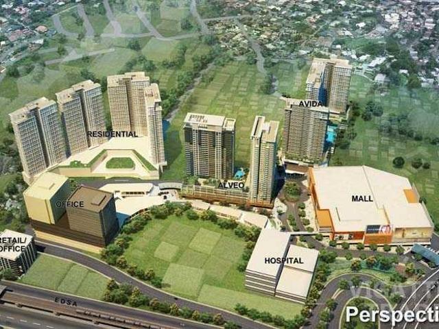 Pre Selling Studio Condo Avida Towers Cloverleaf Balintawak Quezon City