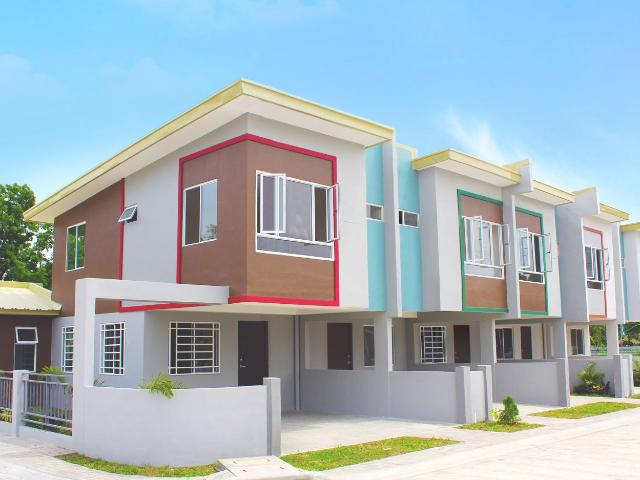 Pre Selling Townhouse In Imus City Complete Finished Turnover With Free A/c!